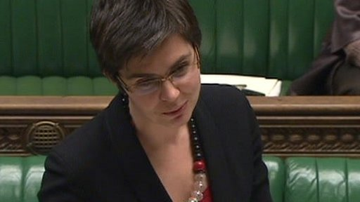 Economic Secretary Chloe Smith