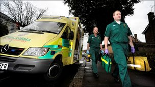 South East Coast Ambulance Service (generic)