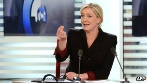 French far right leader MARINE LE PEN suffers legal defeat in presidential bid
