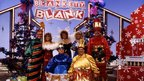 A christmas edition of Blankety Blank in 1986