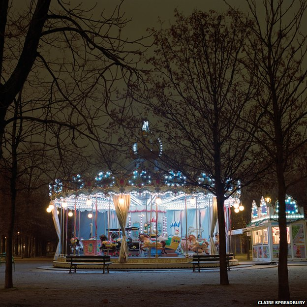 Carousel by Claire Spreadbury