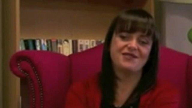 Entrepreneur Emma Harrison