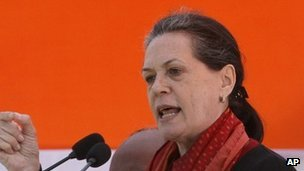 Sonia Gandhi