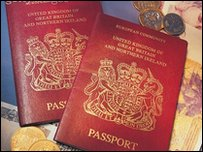 Passports and Currency