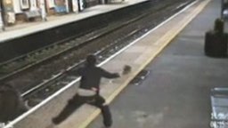 Ian Tomlinson caught on CCTV during one of the robberies