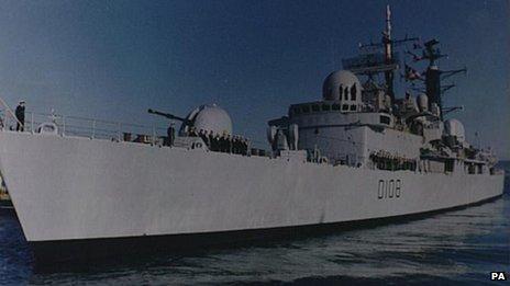 HMS Cardiff