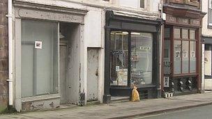 Maryport shops