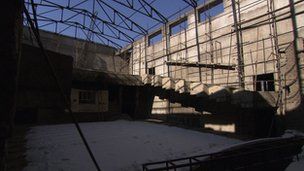 National Theatre in Kabul