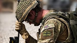 British soldier