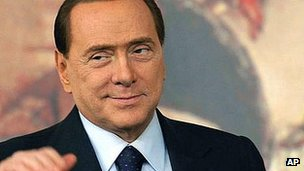 Silvio Berlusconi says the charges against him are politically motivated