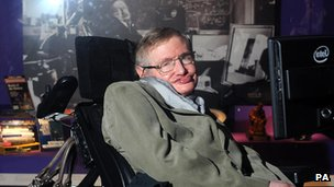 Professor Stephen Hawking