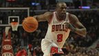 British basketball player Luol Deng