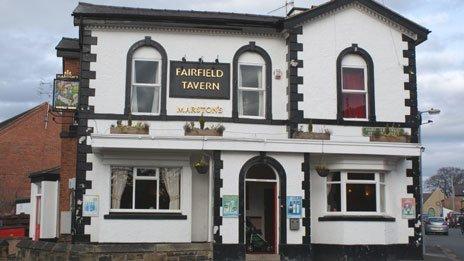 The Fairfield Tavern, Wrexham