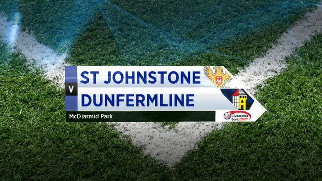 Highlights - St Johnstone 3-1 Dunfermline