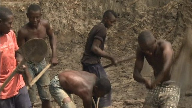 Construction in Sierra Leone