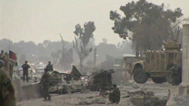 Jalalabad blast