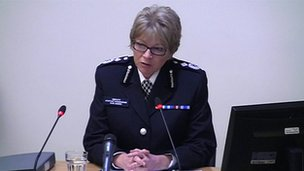 Deputy Assistant Commissioner Sue Akers