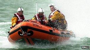 Lifeboat (RNLI)