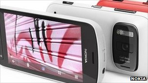 Nokia Pureview 808