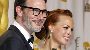 The Artist's Michel Hazanavicius and Berenice Bejo