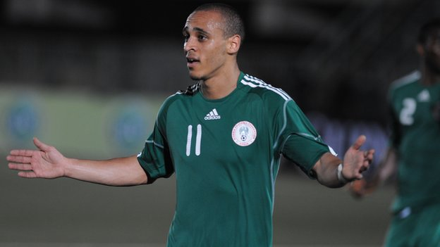 Osaze Odemwingie of Nigeria