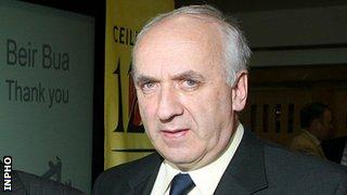 Ulster GAA secretary Danny Murphy