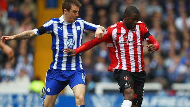 Sheffield Wednesday 1-0 Sheffield United