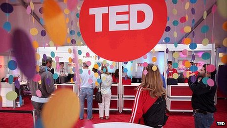 TED 2012 (Copyright TED)