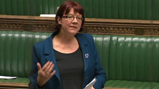 Labour MP Joan Walley