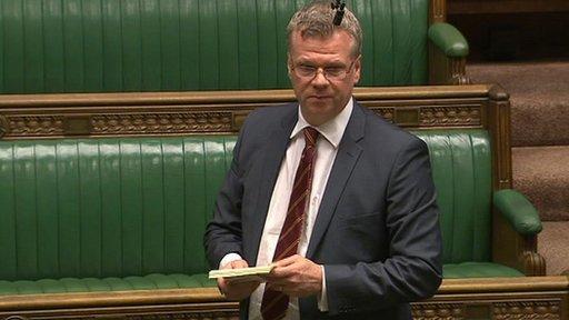 Labour MP Michael McCann