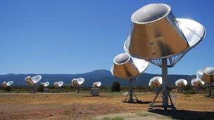 Seti Allen Telescope
