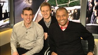 Matt Bloomfield, |Dan Walker and Mark Bright