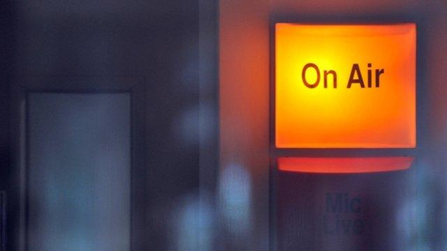 Recording studio light