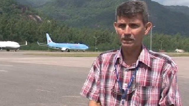 Gilbert Faure, Seychelles Aviation Authority