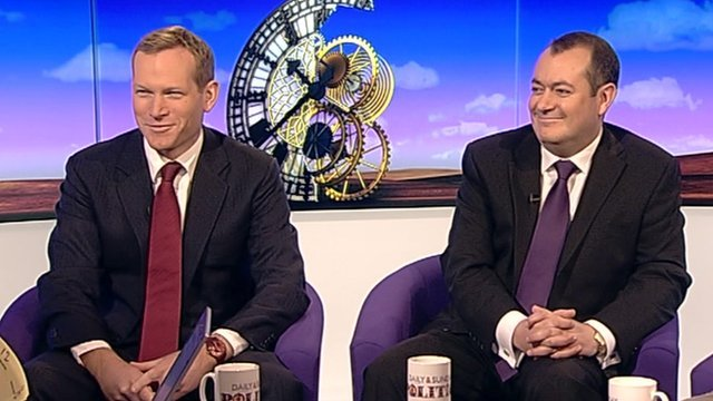 Jeremy Browne and Michael Dugher