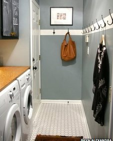 Laundry room by Bryn Alexandra
