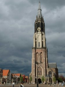 The New Church in Delft. Photo: Kees Speiro. Courtesy of Erfgoed Delft.