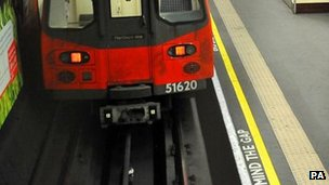 Tube train