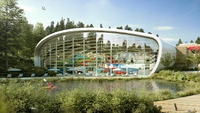Center Parcs Set To Build New Bedfordshire Resort Bbc News