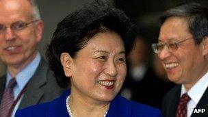 Liu Yandong, state councillor