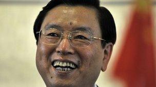 Zhang Dejiang, vice premier