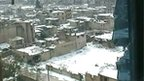 Devastation in Homs
