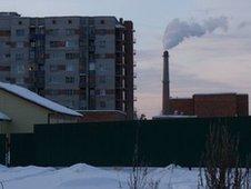 City of Strezhevoy