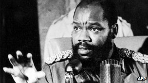 General Ojukwu in 1970