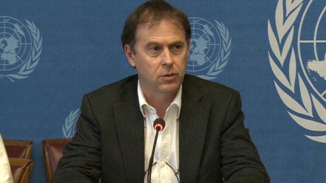 Rupert Colville, UNHCR