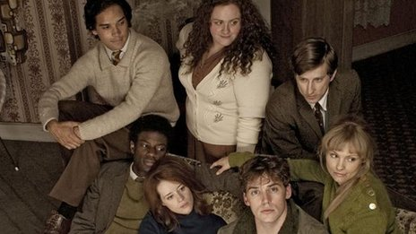 The cast of White Heat