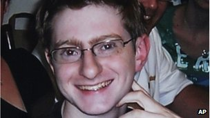 Udated file photo of Tyler Clementi