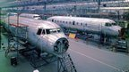 Hawker Siddeley HS 748 production at Chadderton