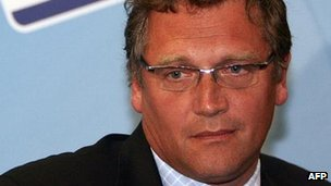 Jerome Valcke, file pic