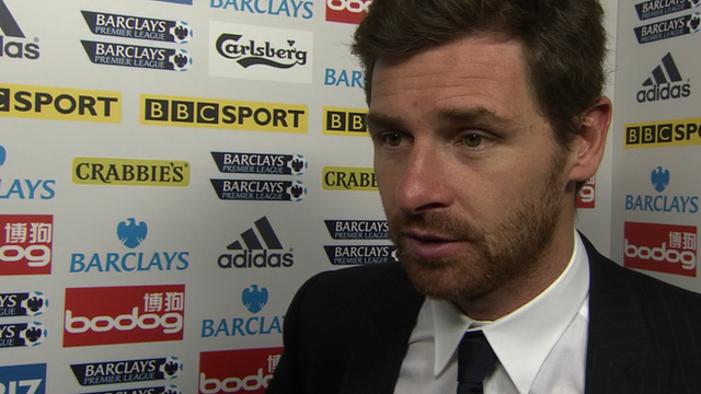 Chelsea manger Andre Villas-Boas